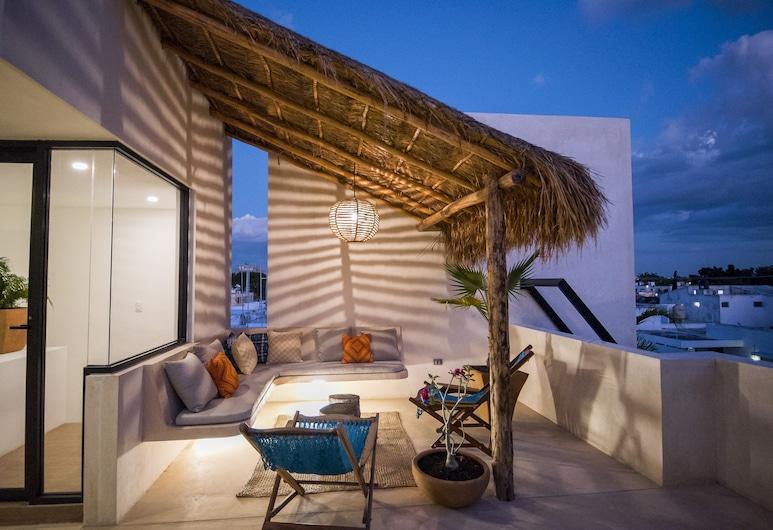 Tannah Luxury Rentals, Mérida, Tannah Luxury Home Palapa, Living Area