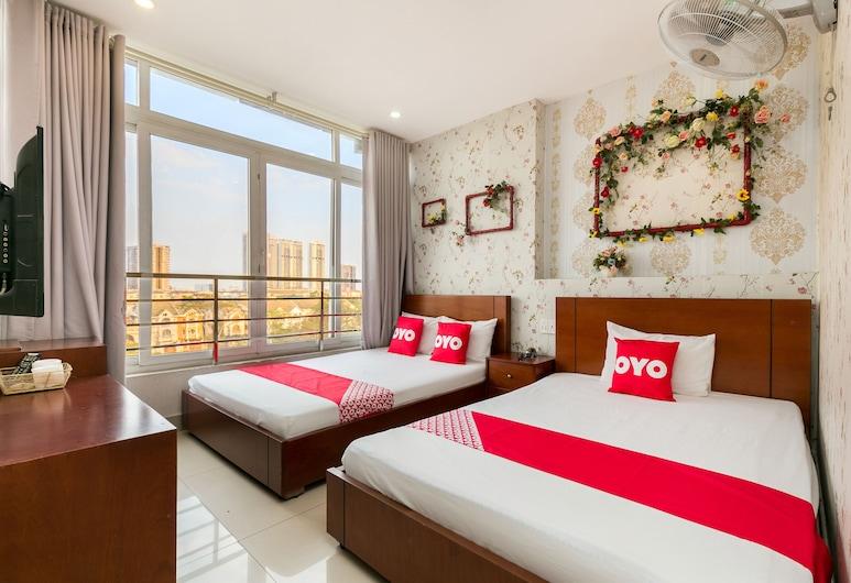 OYO 430 ホアン ヴァン ホテル, ホーチミン, デラックス トリプルルーム, 部屋