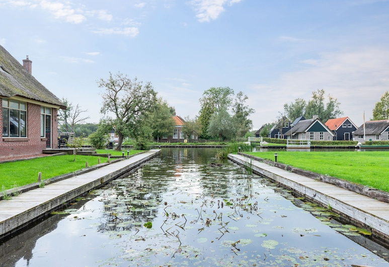 Exclusive Country house Anna Hoeve, Kalenberg, House, Water view