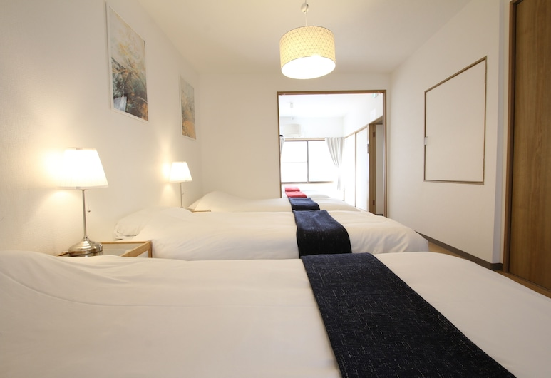 Trend Inn at Bentencho, Osaka, Private Vacation Home (two stories), Room