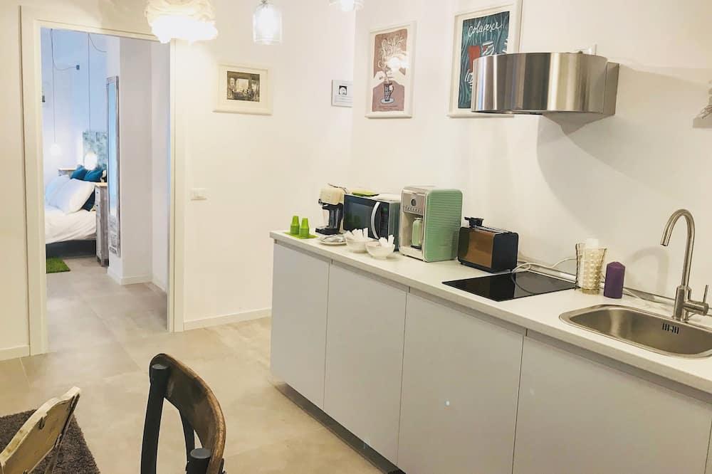 Cucina in comune