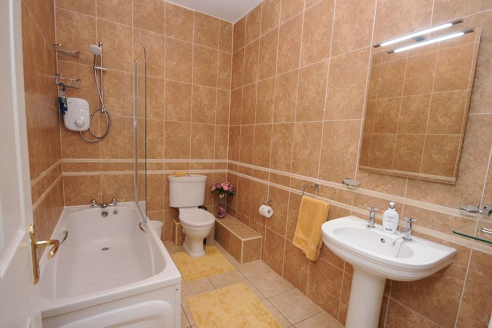 Nhà trung tâm thành phố, Quang cảnh vịnh - Phòng tắm