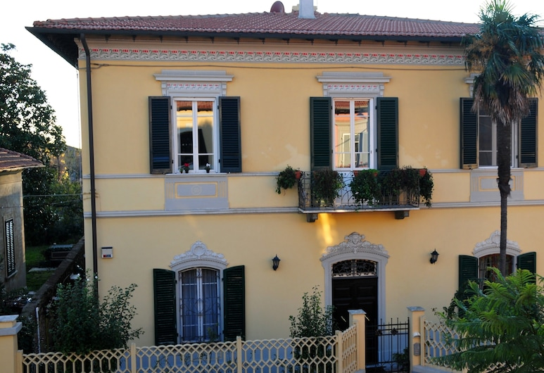 Villa Liberty Il Lauro, Pisa