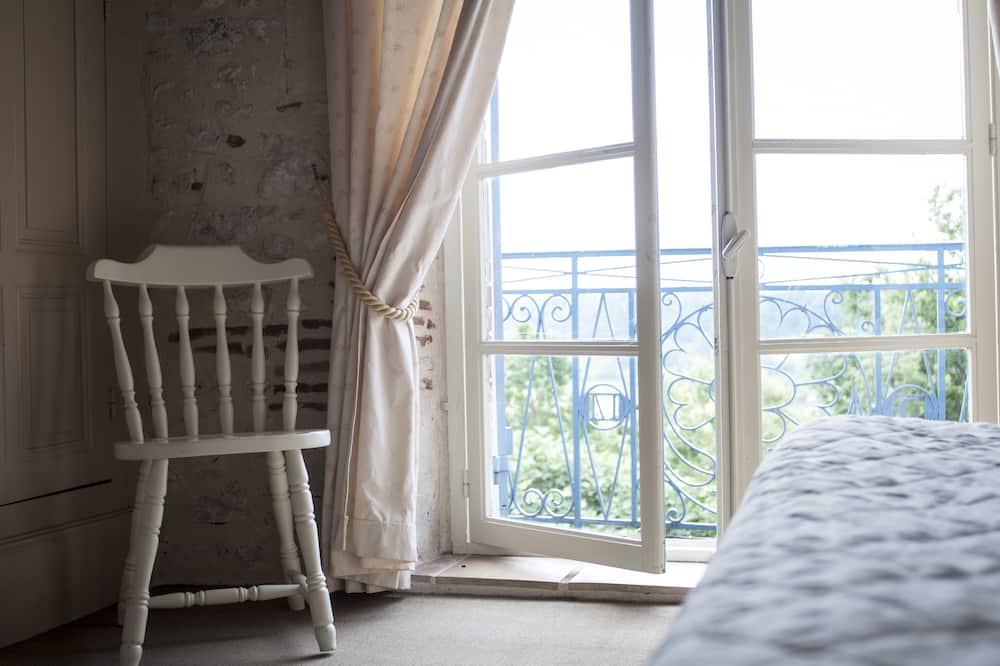 クラシック ダブルルーム エンスイート (Chambre Balcon) - 客室