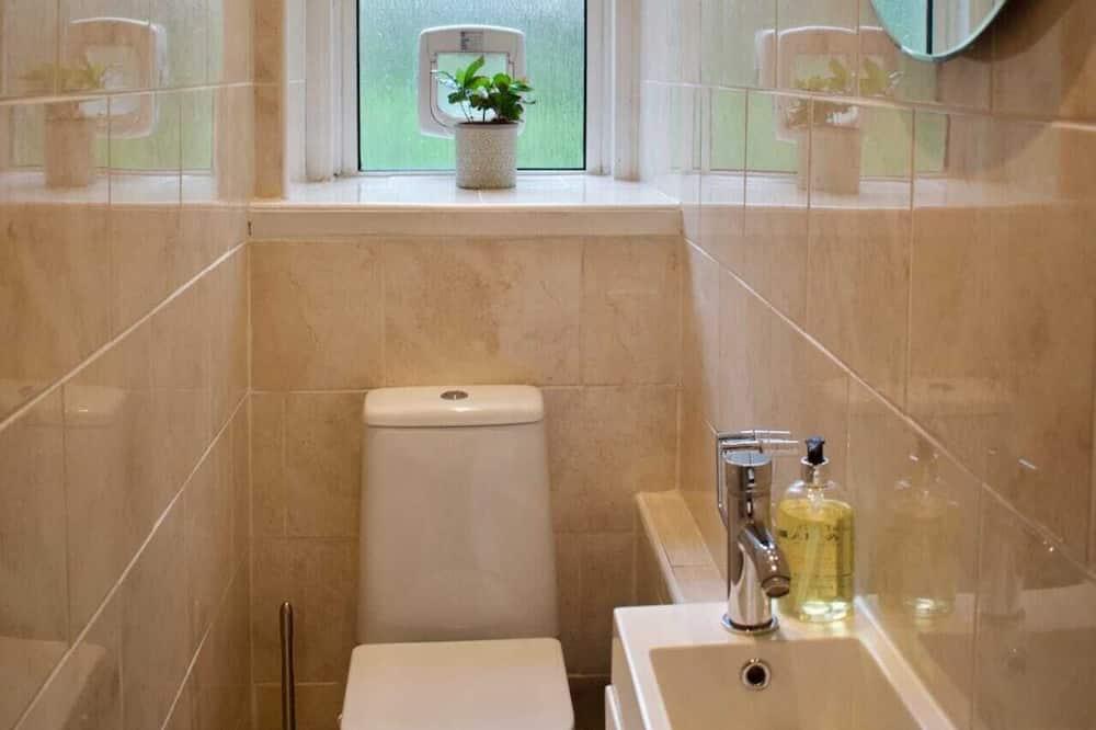 Căn hộ (1 Bedroom) - Phòng tắm