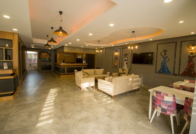 Butik Doga Pansiyon, Tokat, Lobby Lounge