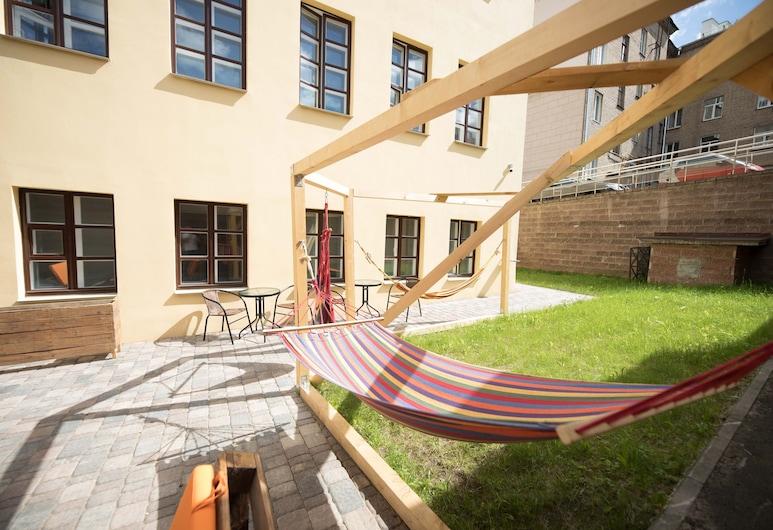 Hostel Urban, Minsk, Innenhof