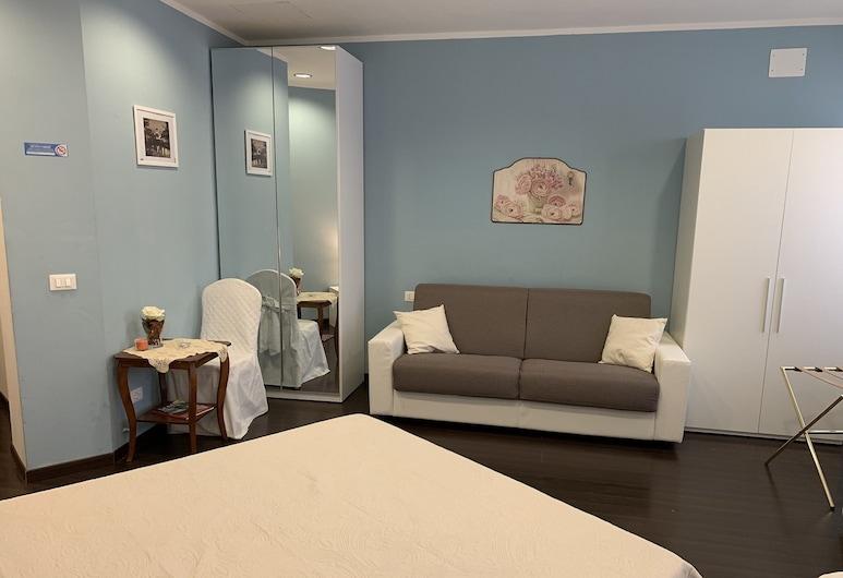 Guesthouse Piazza Istria, Róma, Négyágyas szoba, Vendégszoba