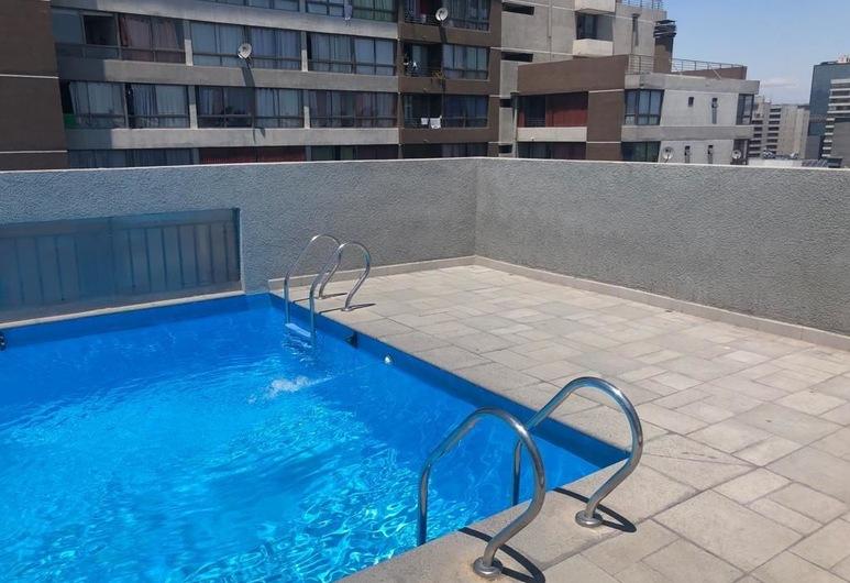 Bello departamento San Pablo, Santiago
