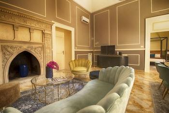 Lecce bölgesindeki Palazzo Forleo Luxury Apartment resmi