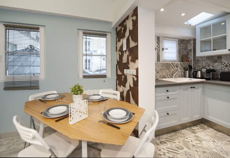 選擇公寓飯店 - 瑪黑梅斯萊, 巴黎, 公寓, 2 間臥室, 私人小型廚房