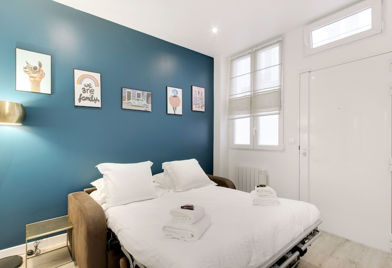 픽 어 플랫츠 파사주 카르디네 아파트먼트, 파리, 아파트, 침실 1개, 객실