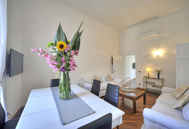 Rome Luxury House - The House, Rome, Luxury Apartment, 4 Bedrooms, In-Room Dining