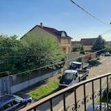 Comfort Double Room, Smoking, City View - Street View