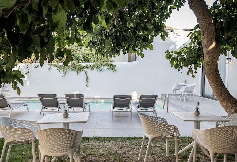 Epavli Boutique Hotel, Chania, Outdoor Dining