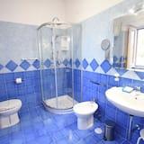 Comfort-værelse - udsigt til have - Badeværelse