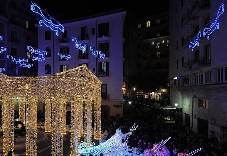 B&B Portafortuna Lucky Charm, Salerno, Exterior