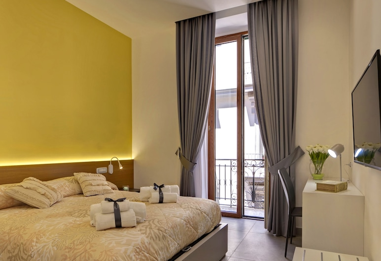 Domus Schilizzi, Naples, Comfort Double Room, City View, Guest Room