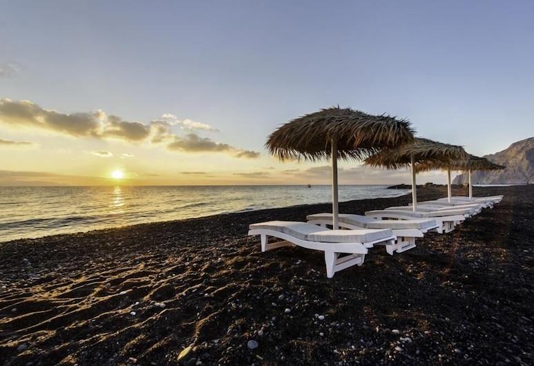 Bougainvillea Suites, Santorini, Bãi biển