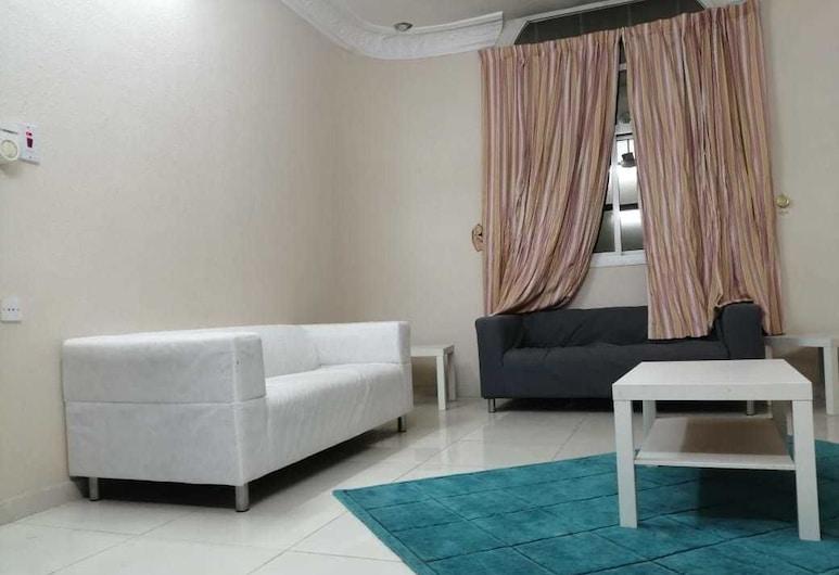 瓦尔达阿尔塔伊夫酒店, 塔伊夫, 公寓, 2 间卧室, 起居室