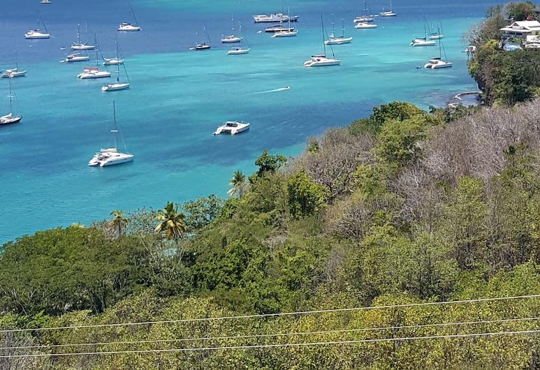 Royal View Villa, Bequia Island, Beach
