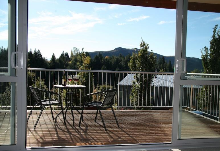 Mapleview Cottage, Lake Tekapo, Cottage, 2 Bedrooms, Balcony