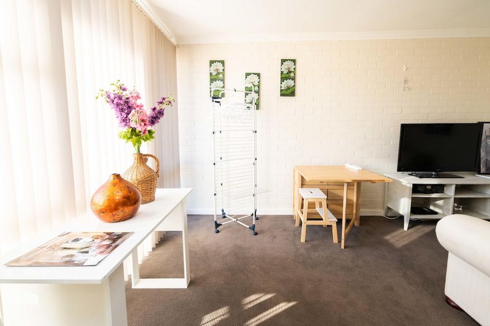 Appartamento Deluxe, 2 camere da letto - Area soggiorno