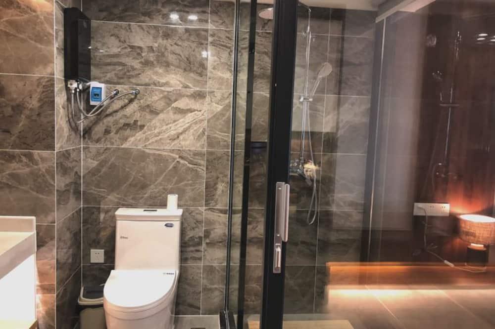 ดีไซน์อพาร์ทเมนท์, วิวแม่น้ำ - ห้องน้ำ