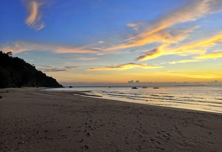 Impian Inn, Ilha de Tioman, Praia