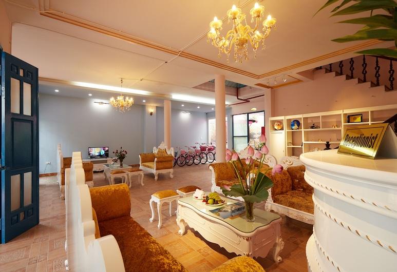 Lucky Budda Inn Villa, Hanoi, Lobby