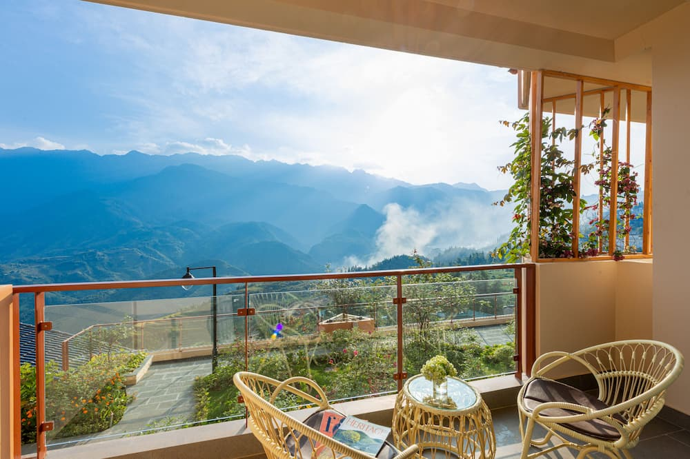 Deluxe Twin Room, Valley View - Balkoni