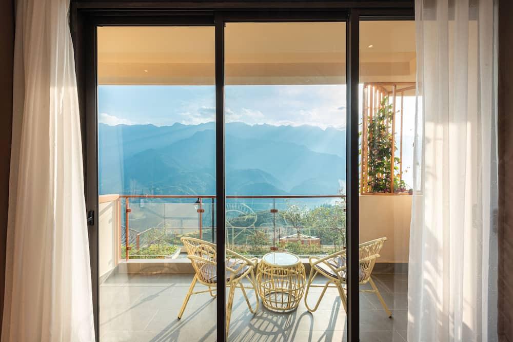 Deluxe Double or Twin Room, Mountain View - Bilik Tamu