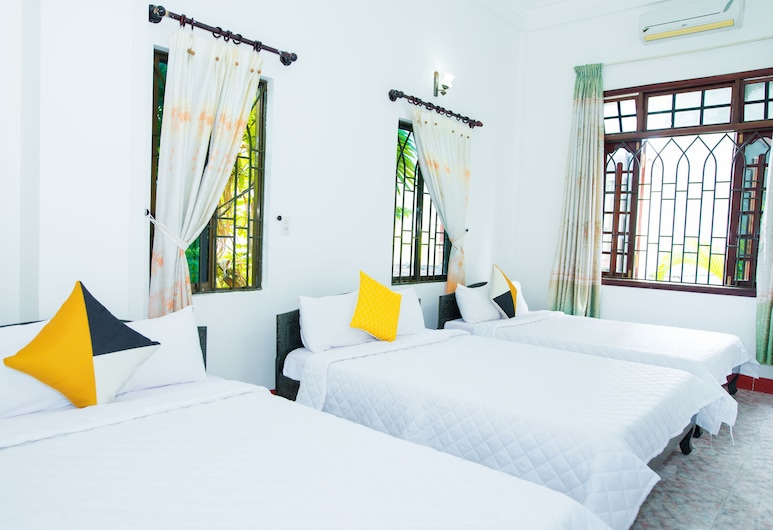 Rabbit Homestay, Hue, Family Room, Guest Room View