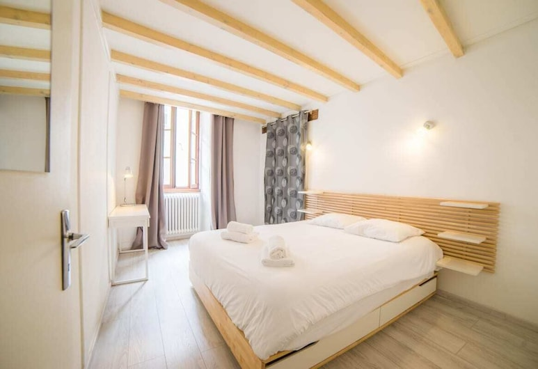 Le Thiou Private Apartment old Town, Annecy, Apartmán (1 Bedroom), Izba