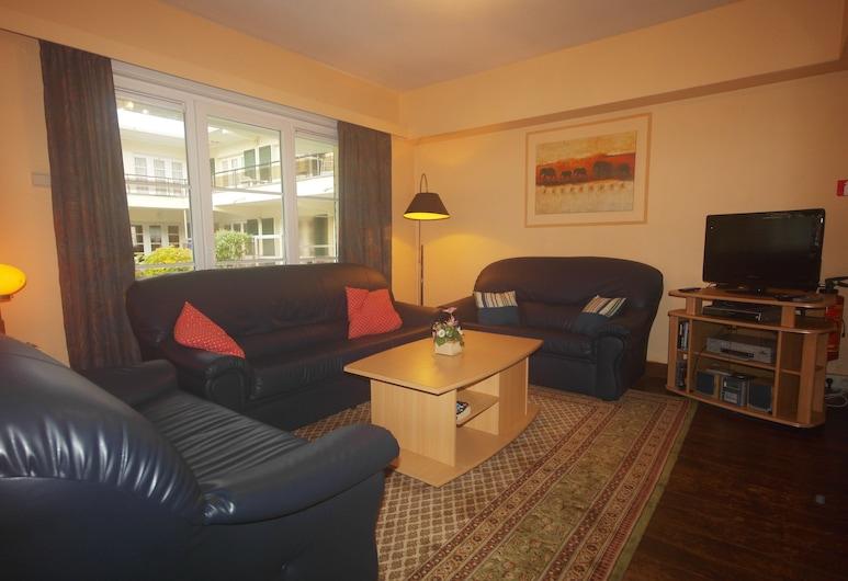 亞特蘭提斯公園飯店, 德哈恩, 公寓 (Dahlia), 客廳
