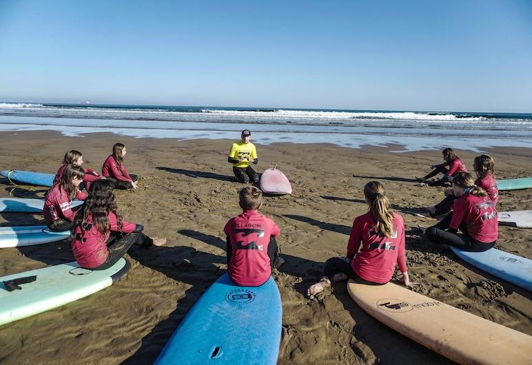 Moana Eco Surf House, Sopelana, Playa