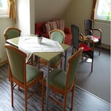 雙人房, 河景 (Zimmer 2, 3 & 4) - 客廳