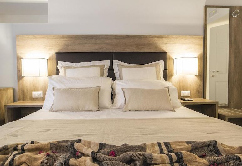 莫雷里套房酒店, 那不勒斯, 高級客房, 客房
