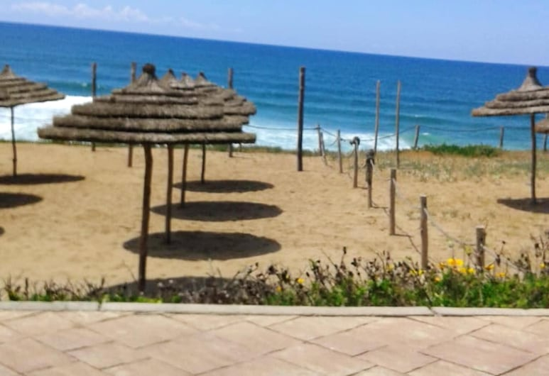 Apartment With 3 Bedrooms in Plage des Nations, With Shared Pool, Enclosed Garden and Wifi, Ameur, Playa