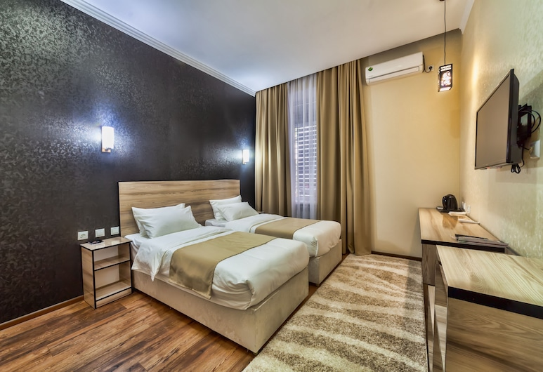 Level Hotel, Osh, Standard Double or Twin Room, Guest Room