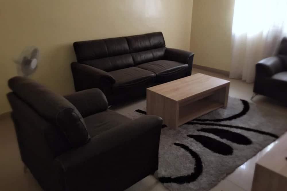 Apartamento Standard, 2 Quartos, Não-fumadores - Área de Estar