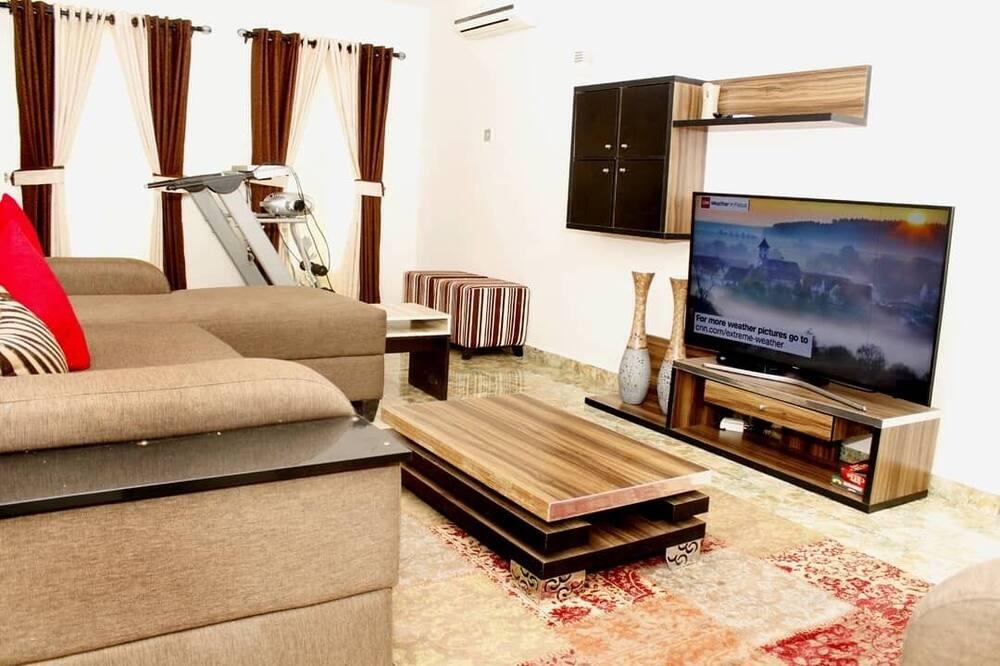 Apartmán typu Classic - Obývačka