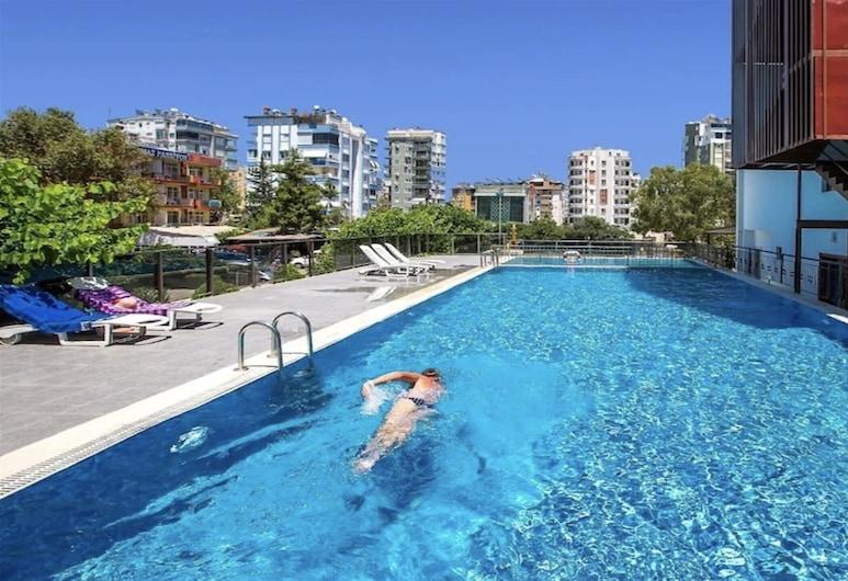 Zeynel Butik Hotel, Konyaaltı, Außenpool