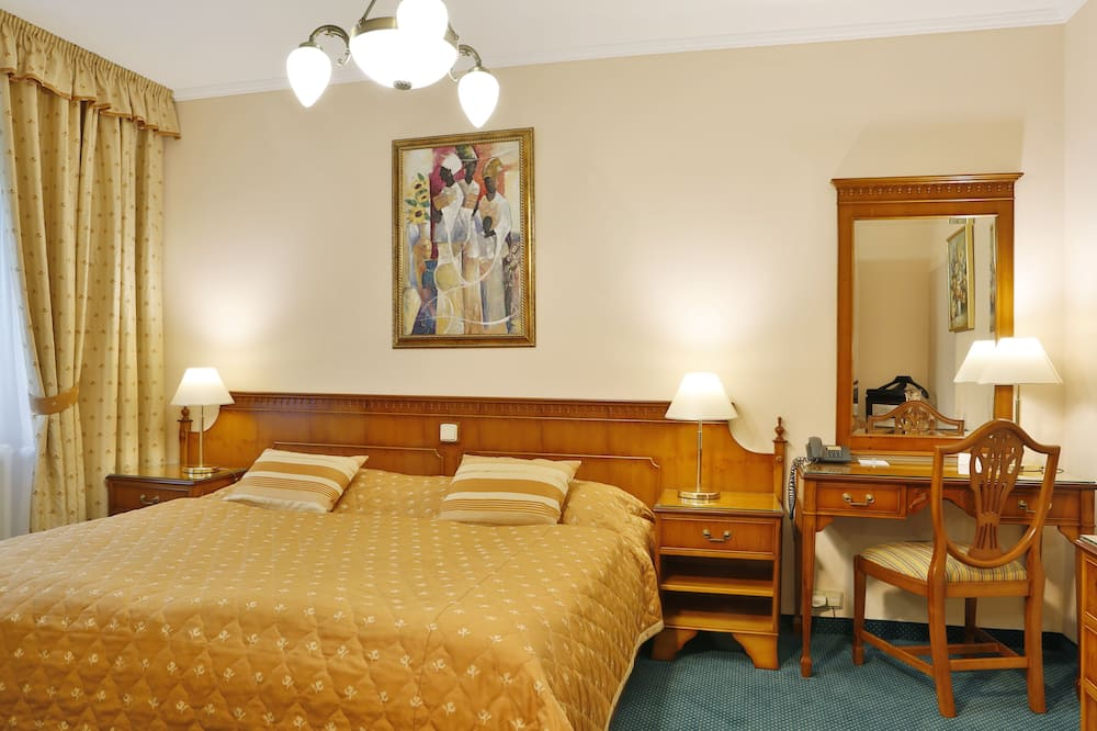Standard - kahden hengen huone - Olohuone