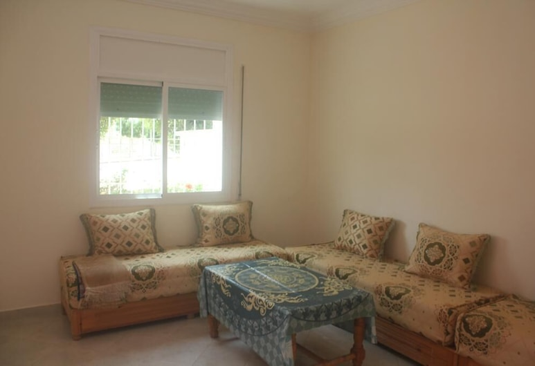 Complexe El Nahda 2, Saidia, Villa familiar, 3 habitaciones, Zona de estar