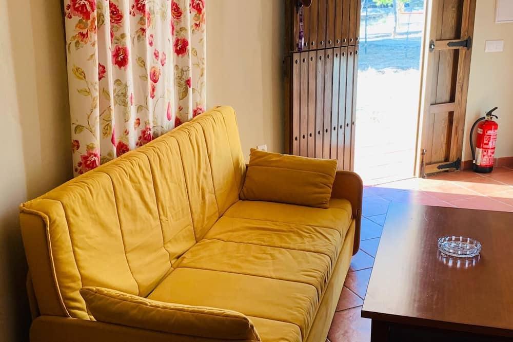 單棟小屋, 1 間臥室 (Chozo) - 客廳