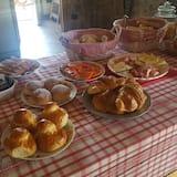 Tweepersoonskamer (Vulcano) - Gemeenschappelijke keukenfaciliteiten