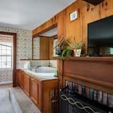 Premium-Zimmer, 1King-Bett, Whirlpool - Privater Whirlpool