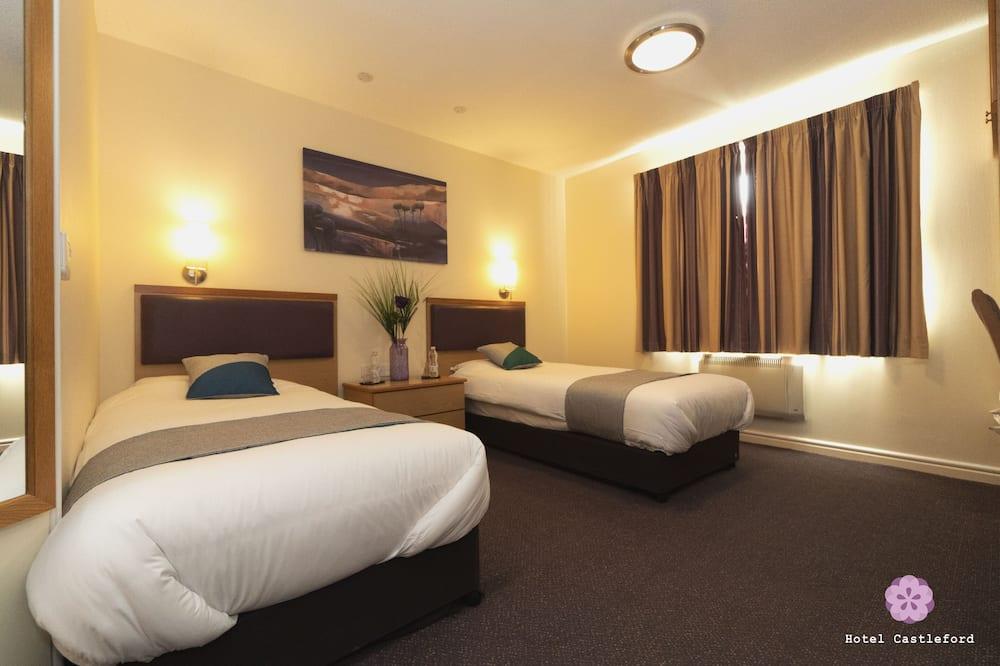Twin kamer, 2 eenpersoonsbedden, Toegankelijk voor mindervaliden - Kamer