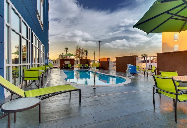 SpringHill Suites by Marriott Gulfport I-10, Gulfport, Piscine